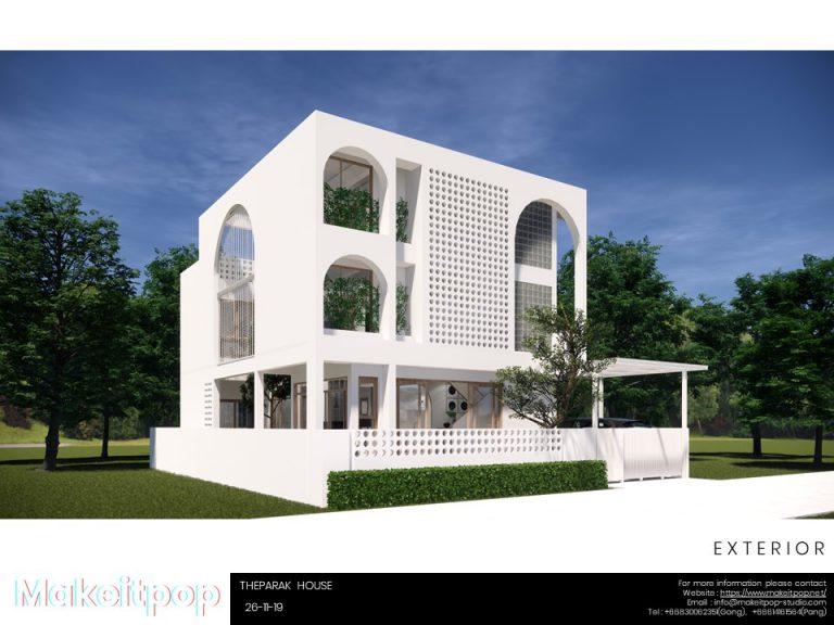 Theparak House