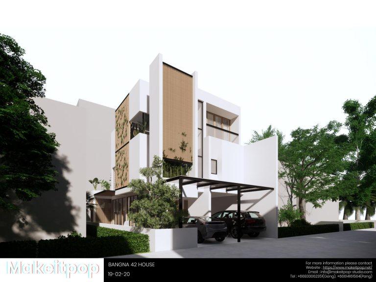 Bangna 42 House